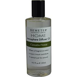 Demeter Cannabis Flower Atmosphere Diffuser Oil 4 Oz By Demeter