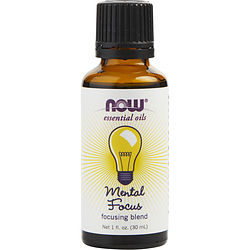 Now Essential Oils Mental Focus Oil 1 Oz By Now Essential Oils