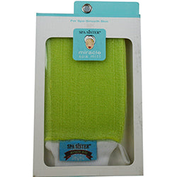 Spa Accessories Miracle Mitt - Green By Spa Accessories
