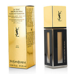 Yves Saint Laurent Le Teint Encre De Peau Fusion Ink Foundation Spf18 - # B40 Beige --25ml-0.84oz By Yves Saint Laurent
