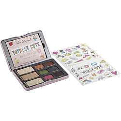 Too Faced Totally Cute Eye Shadow Palette (9x Eye Shadows) & 2 Sticker Sheets By Too Faced