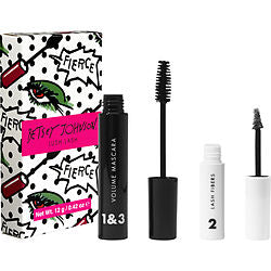 Betsey Johnson Mascara & Lash Fibers -- 12g-0.42 Oz By Betsey Johnson