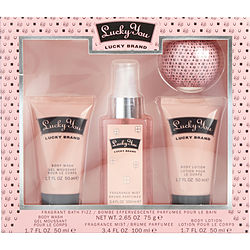 Lucky Brand Gift Set Lucky You By Lucky Brand