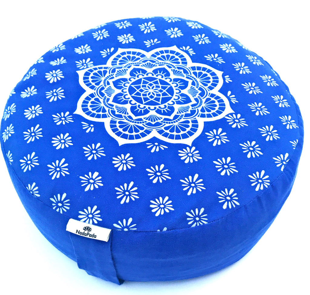 Wellfleet Round Meditation Cushion