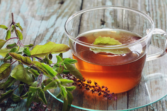 10 Health Benefits of Tulsi Tea