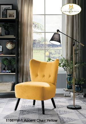Accent Chair ( 1166GY-1 ) - Aldergrove Furniture Warehouse