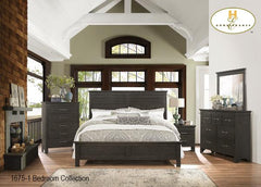The Blaire Farm Bedroom Collection(1675Q) - Aldergrove Furniture Warehouse