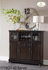 The Begonia Collection (1718GY-90) - Aldergrove Furniture Warehouse