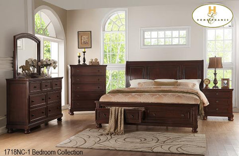 The Begonia Collection (1718NC-1) - Aldergrove Furniture Warehouse