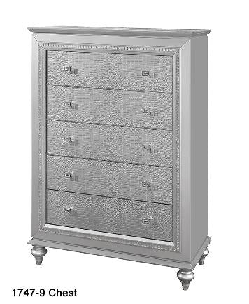The Pompadour Collection (1747Q) - Aldergrove Furniture Warehouse