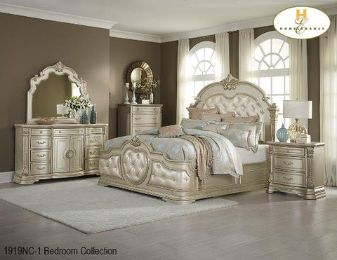 The Antoinetta Collection (1919NC-1) - Aldergrove Furniture Warehouse
