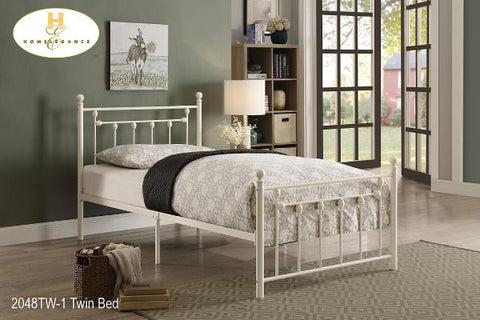 The Lia Collection  Bedframe ( 2048TW-1 ) - Aldergrove Furniture Warehouse