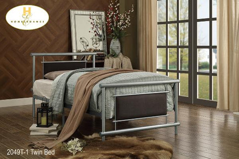 The Gavino Collection  Bedframe ( 2049T-1 ) - Aldergrove Furniture Warehouse