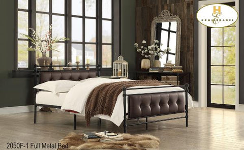 The Jayla Collection  Bedframe ( 2050T-1 ) - Aldergrove Furniture Warehouse