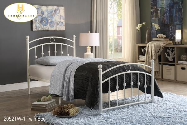 The Tiana Collection  Bedframe ( 2052TW-1 ) - Aldergrove Furniture Warehouse