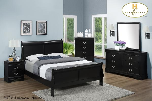 The Mayville Collection (2147BK-1) - Aldergrove Furniture Warehouse