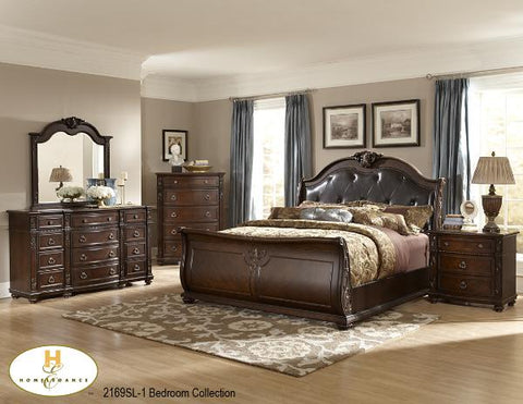 The Hillcrest Manor(2169SL-1) - Aldergrove Furniture Warehouse