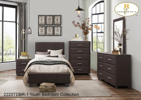 The Lorenzi Collection  Bedframe ( 2220TDBR-1 ) - Aldergrove Furniture Warehouse