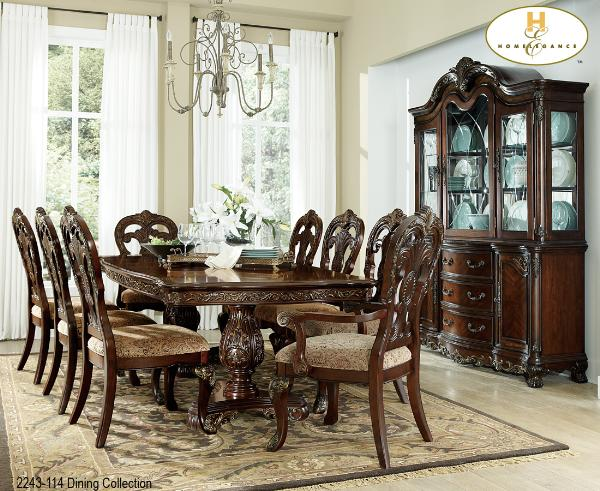 The Deryn Park Collection(2243-114) - Aldergrove Furniture Warehouse