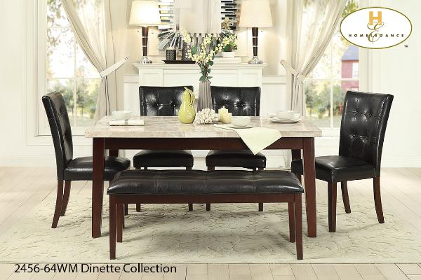 The Decatur Collection (2456-64WM) - Aldergrove Furniture Warehouse