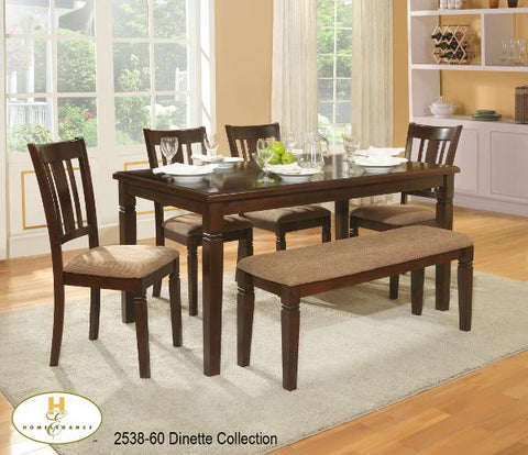 The Devlin Collection (2538-60) - Aldergrove Furniture Warehouse
