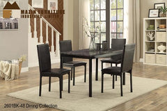 The Tempe Collection (2601BK-48) - Aldergrove Furniture Warehouse