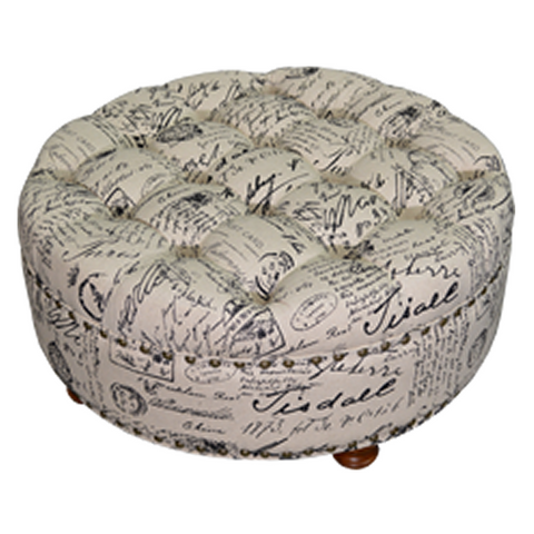 Custom Made Canadian Custom Ottoman(AFW-C0-3010) - Aldergrove Furniture Warehouse