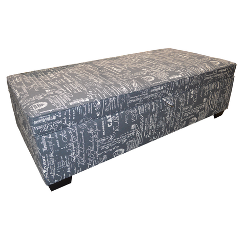 Custom Made Canadian Custom Ottoman(AFW-C0-3021) - Aldergrove Furniture Warehouse