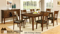 The Brookville Collection (3283-78) - Aldergrove Furniture Warehouse