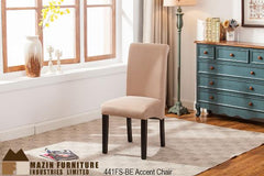 Accent Chair ( 441FS-BE ) - Aldergrove Furniture Warehouse