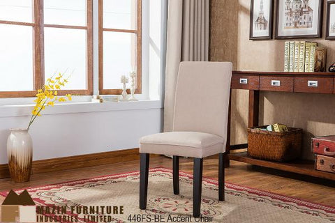 Accent Chair ( 446FS-BE ) - Aldergrove Furniture Warehouse
