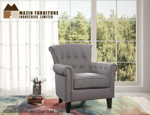 Accent Chair ( 4528FS-BE ) - Aldergrove Furniture Warehouse