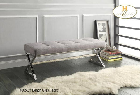 The Rory Collection ( 4605GY ) - Aldergrove Furniture Warehouse