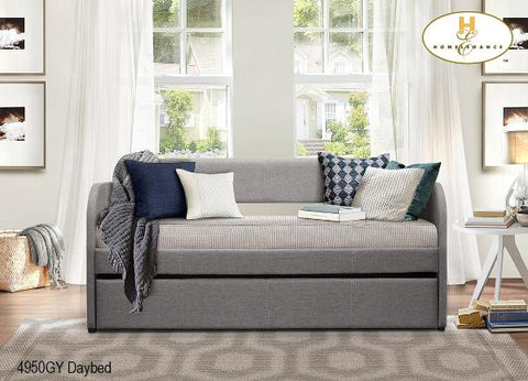 The Roland Collection  Daybed ( 4950GY ) - Aldergrove Furniture Warehouse