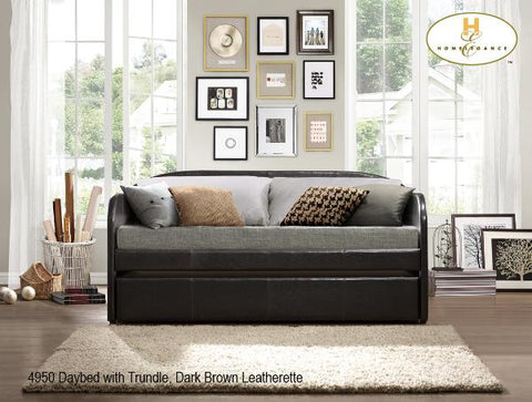The Adra Collection ( 4949BK ) - Aldergrove Furniture Warehouse