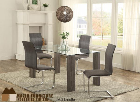 The Zeba Collection (5263) - Aldergrove Furniture Warehouse