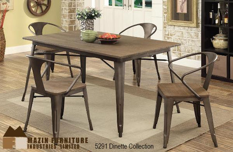 Dinette Collection(5291) - Aldergrove Furniture Warehouse