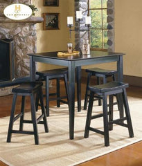 The Saddleback Collection(5302BK) - Aldergrove Furniture Warehouse
