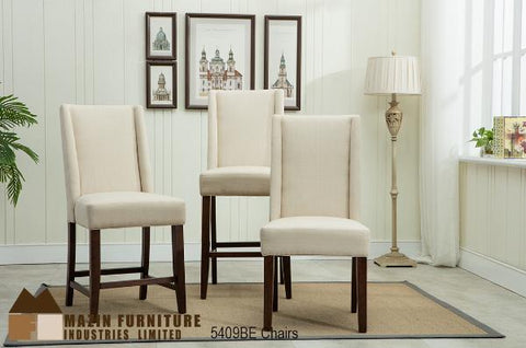 Accent Chair ( 5409S-BE ) - Aldergrove Furniture Warehouse