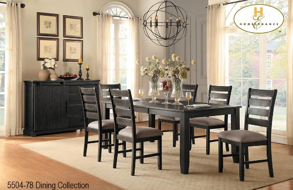 The Stevensville Collection (5504-78) - Aldergrove Furniture Warehouse