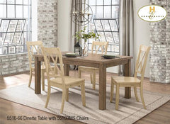 The Janina Collection (5516-66) - Aldergrove Furniture Warehouse