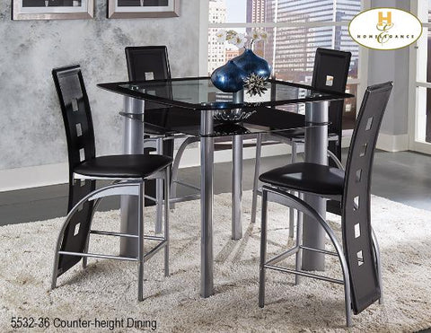 The Sona Collection(5532-36) - Aldergrove Furniture Warehouse