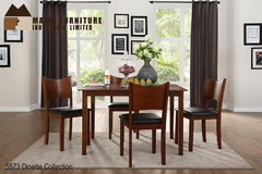 5pc Pack Dinette Collection(5573) - Aldergrove Furniture Warehouse