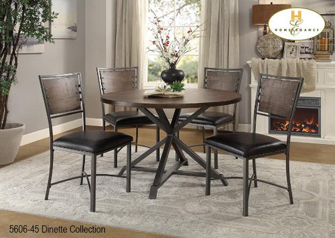 Dinette Collection(5606-45) - Aldergrove Furniture Warehouse