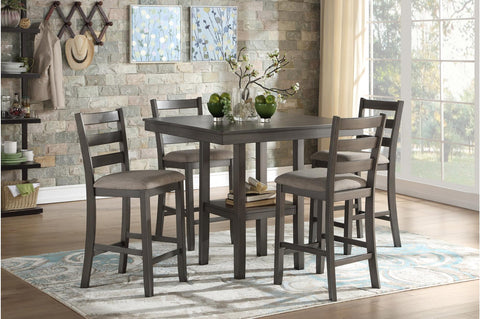 5pc Pack Counter-height Dining Collection(5659-36)