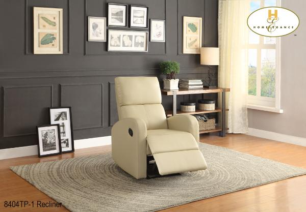 Recliner ( 8404TP-1 ) - Aldergrove Furniture Warehouse