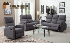 3 Pc Motion Set ( 9064SGY-1 ) - Aldergrove Furniture Warehouse
