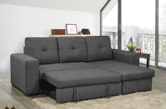 Aldergrove Thanksgiving Special Pullout Sectional Sofa