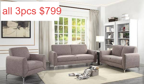 $799 3 Pcs - Aldergrove Furniture Warehouse