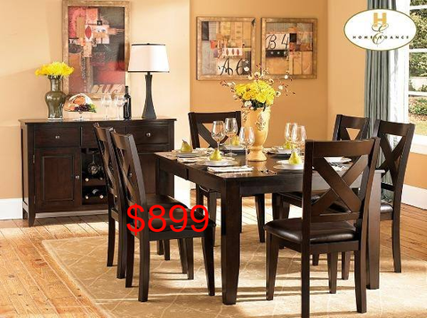 $899 Dining - Aldergrove Furniture Warehouse